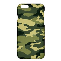 Camouflage Camo Pattern Apple Iphone 6 Plus/6s Plus Hardshell Case
