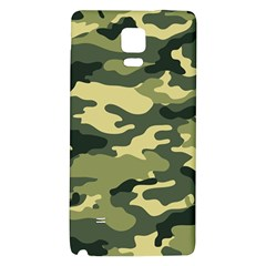 Camouflage Camo Pattern Galaxy Note 4 Back Case