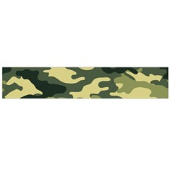 Camouflage Camo Pattern Flano Scarf (large)