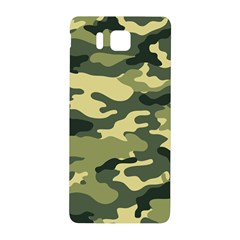 Camouflage Camo Pattern Samsung Galaxy Alpha Hardshell Back Case