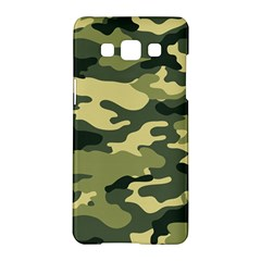 Camouflage Camo Pattern Samsung Galaxy A5 Hardshell Case