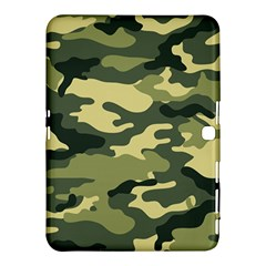 Camouflage Camo Pattern Samsung Galaxy Tab 4 (10 1 ) Hardshell Case