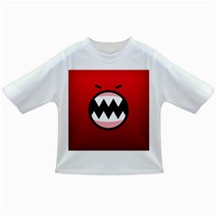 Funny Angry Infant/Toddler T-Shirts