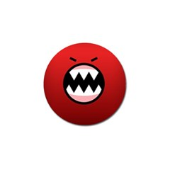 Funny Angry Golf Ball Marker
