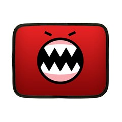 Funny Angry Netbook Case (small)