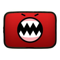 Funny Angry Netbook Case (Medium)