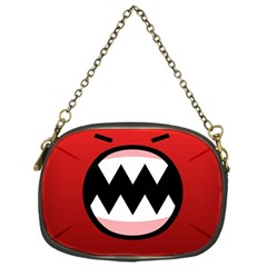 Funny Angry Chain Purses (one Side)