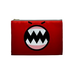 Funny Angry Cosmetic Bag (Medium)