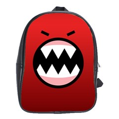 Funny Angry School Bags(Large)