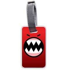 Funny Angry Luggage Tags (two Sides)