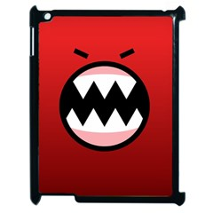 Funny Angry Apple Ipad 2 Case (black)