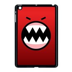 Funny Angry Apple iPad Mini Case (Black)