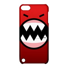 Funny Angry Apple iPod Touch 5 Hardshell Case with Stand