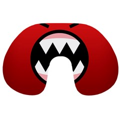 Funny Angry Travel Neck Pillows