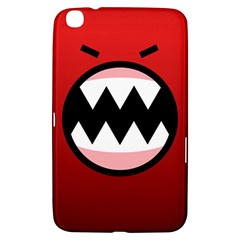 Funny Angry Samsung Galaxy Tab 3 (8 ) T3100 Hardshell Case