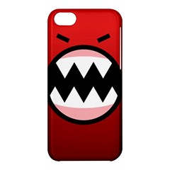 Funny Angry Apple Iphone 5c Hardshell Case