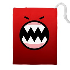 Funny Angry Drawstring Pouches (xxl)