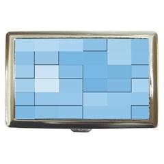 Blue Squares Iphone 5 Wallpaper Cigarette Money Cases