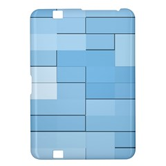 Blue Squares Iphone 5 Wallpaper Kindle Fire Hd 8 9
