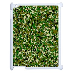 Camo Pattern Apple Ipad 2 Case (white)