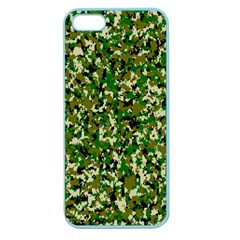 Camo Pattern Apple Seamless iPhone 5 Case (Color)