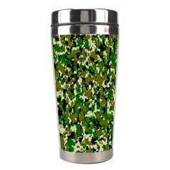 Camo Pattern Stainless Steel Travel Tumblers
