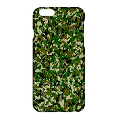 Camo Pattern Apple Iphone 6 Plus/6s Plus Hardshell Case