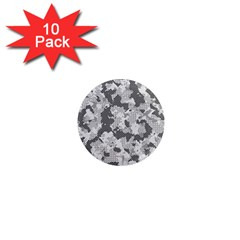 Camouflage Patterns 1  Mini Magnet (10 Pack)
