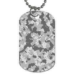 Camouflage Patterns Dog Tag (One Side)