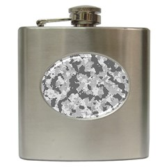 Camouflage Patterns Hip Flask (6 oz)