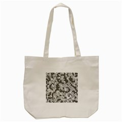 Camouflage Patterns Tote Bag (cream)