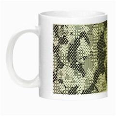 Camouflage Patterns Night Luminous Mugs