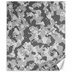 Camouflage Patterns Canvas 8  X 10