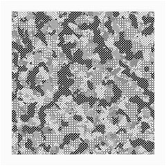 Camouflage Patterns Medium Glasses Cloth