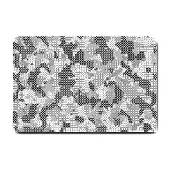 Camouflage Patterns Small Doormat