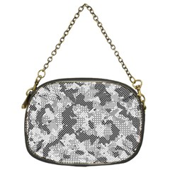 Camouflage Patterns Chain Purses (two Sides)