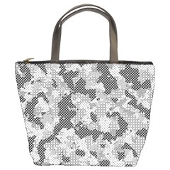 Camouflage Patterns Bucket Bags