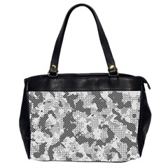 Camouflage Patterns Office Handbags (2 Sides)