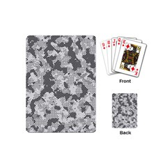 Camouflage Patterns Playing Cards (Mini)