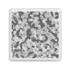 Camouflage Patterns Memory Card Reader (square)