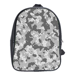 Camouflage Patterns School Bags (XL)
