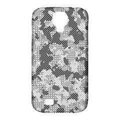 Camouflage Patterns Samsung Galaxy S4 Classic Hardshell Case (PC+Silicone)