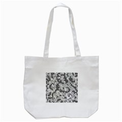 Camouflage Patterns Tote Bag (white)