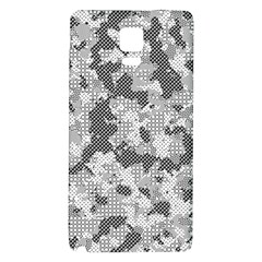 Camouflage Patterns Galaxy Note 4 Back Case
