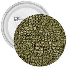 Aligator Skin 3  Buttons
