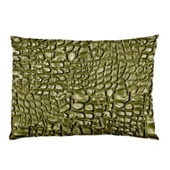 Aligator Skin Pillow Case (two Sides)