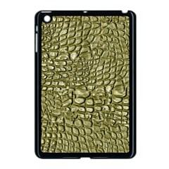 Aligator Skin Apple iPad Mini Case (Black)