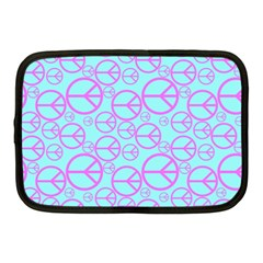 Peace Sign Backgrounds Netbook Case (medium)