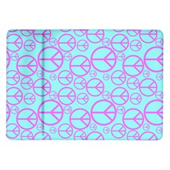 Peace Sign Backgrounds Samsung Galaxy Tab 10.1  P7500 Flip Case
