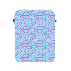 Peace Sign Backgrounds Apple iPad 2/3/4 Protective Soft Cases